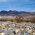 Death Valley Mountains by Diana Hughes