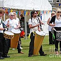 Dende Nation Samba Drum Troupe by David Fowler