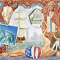 Destruction Of Native America by Rich Milo