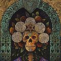 Dia De Muertos Madonna by Ricardo Chavez-Mendez