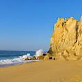 Divorce Beach, Cabo San Lucas, Baja by Douglas Peebles
