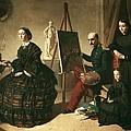 Dominguez Becquervaleriano 1834-1870 by Everett