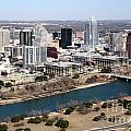 Downtown Austin by Bill Cobb