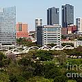 Downtown Fort Worth Texas by Bill Cobb