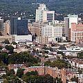 Downtown Skyline Of Wilmington by Bill Cobb