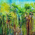 Edge Of Eden by Regina Valluzzi