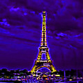 Eiffel Tower by Allen Beatty