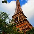 Eiffel Tower Paris France by Patricia Awapara