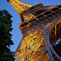 Eiffel Twilight by Brian Jannsen
