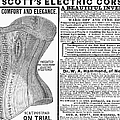 Electric Corset, 1882 by Granger