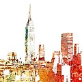 Empire State Building by Doc Braham