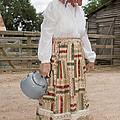 Farm Woman  by Jim Pruitt