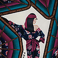 Fashion Art by Michael Andrew Frain