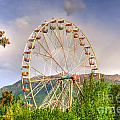 Ferris Wheel by Mats Silvan
