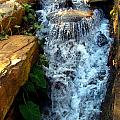Finlay Park Waterfall 2 by Lisa Wooten