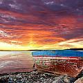 Fishing Boat by Paul Fell