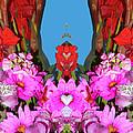 Floral Fantasy by Bobbie Barth