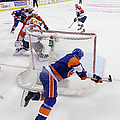 Florida Panthers V New York Islanders - by Bruce Bennett