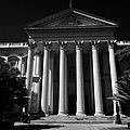former national congress building Santiago Chile by Joe Fox