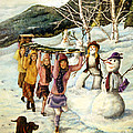 Frosty Frolic by Linda Simon