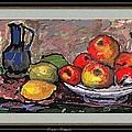 Fruit by Pemaro