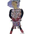 3 Ft Paper Doll by Sandra fw Beaty