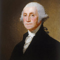 George Washington by Gilbert Stuart