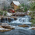 Glade Creek Grist Mill by Mary Almond