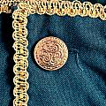 Golden Buttons by Tom Gowanlock