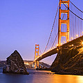 Golden Gate Bridge by Emmanuel Panagiotakis