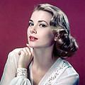 Grace Kelly by Silver Screen