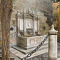 Granada Cathedral Doors And Other Details by Guido Montanes Castillo