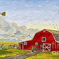 Grandpa's Farm by Chuck Adams