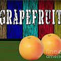 Grapefruit by Marvin Blaine