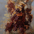 Grapes And Architecture by Edwin Deakin