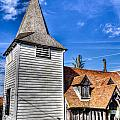 Greensted Church Ongar by David Pyatt
