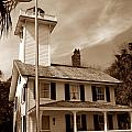 Haig Point Lighthouse by Skip Willits