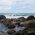 Hanakapi Ai Beach by Ellen Henneke