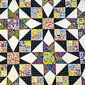 Hand Made Quilt by Sherman Perry