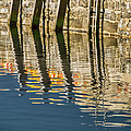 Harbour Reflections by Susie Peek