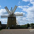 Heage Windmill by Mickey At Rawshutterbug