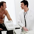 Heart Fitness Test by Mauro Fermariello/science Photo Library