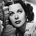 Hedy Lamarr, Ca. Early 1940s by Everett