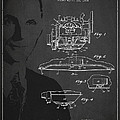 Henry Ford Engine Patent Drawing From 1928 by Aged Pixel