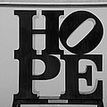 Hope In Black And White by Rob Hans