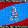 Houston Oilers by Joe Hamilton