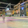 Ice Skating by Mats Silvan