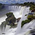Iguassu Falls by David Davis