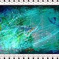 Impressionist Blue by Xueyin Chen