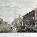 Independence Hall, 1798 by Granger